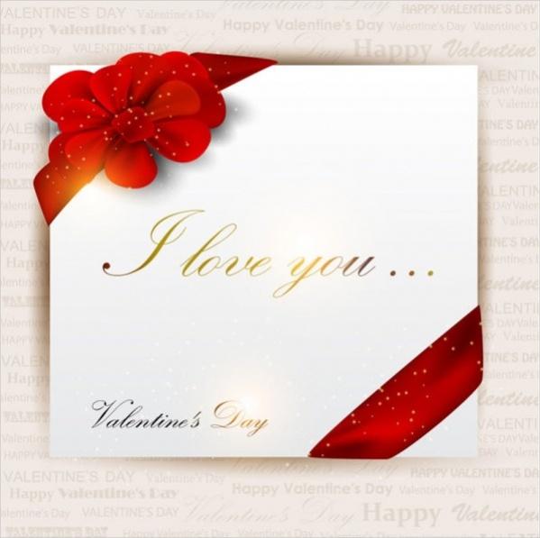 Valentine Anniversary Card