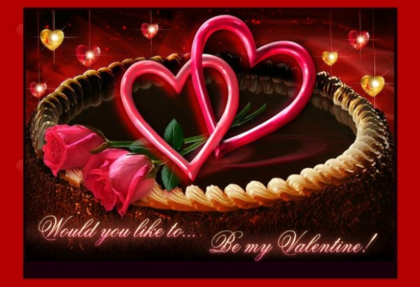 Valentine Ecard for Download