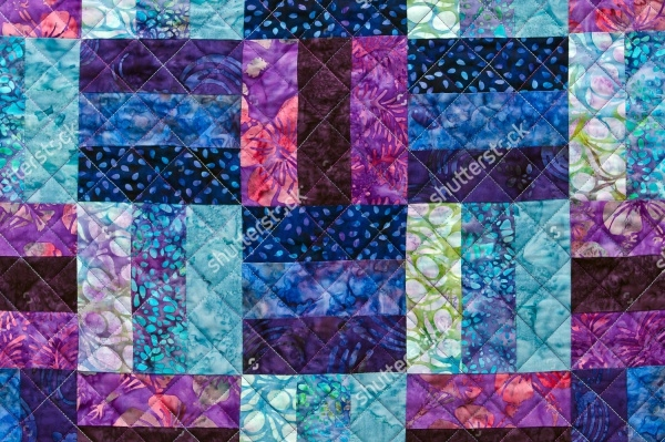 Vector Quilt Pattern
