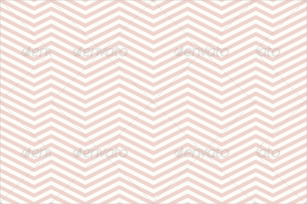 Vintage Chevron Stripes Pattern