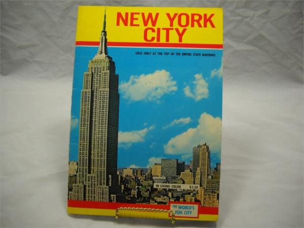 Vintage Travel Brochure