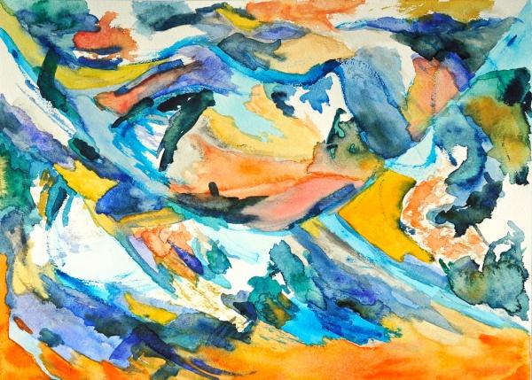 Watercolor Nature Paintings