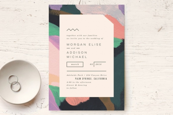 Wedding Dinner Invitation Wording
