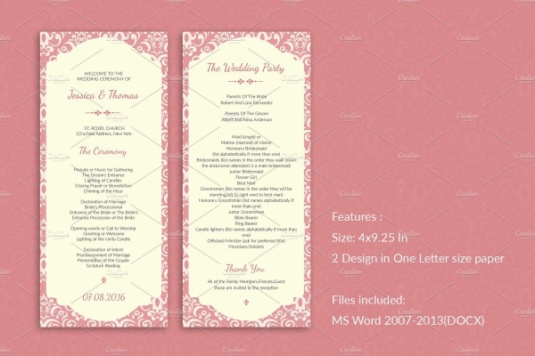 Wedding Party Invitation Wording