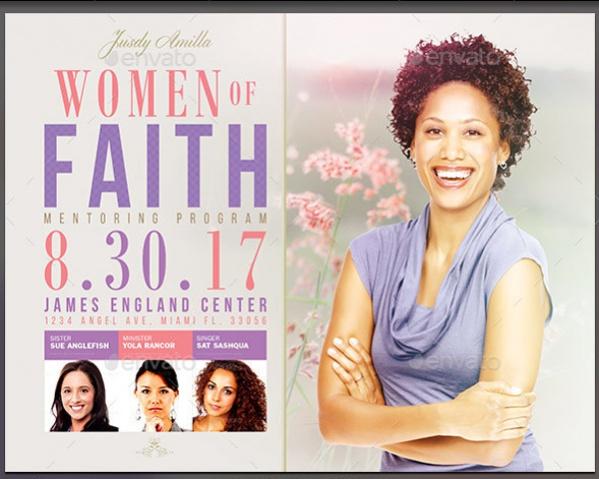 Women Conference Flyer Design