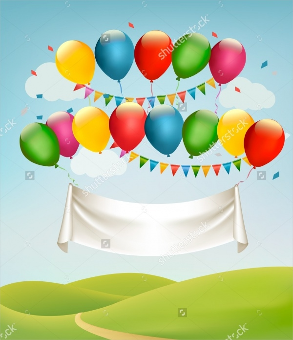 Wonderful Birthday Banner