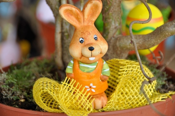 Free Easter Bunny Image