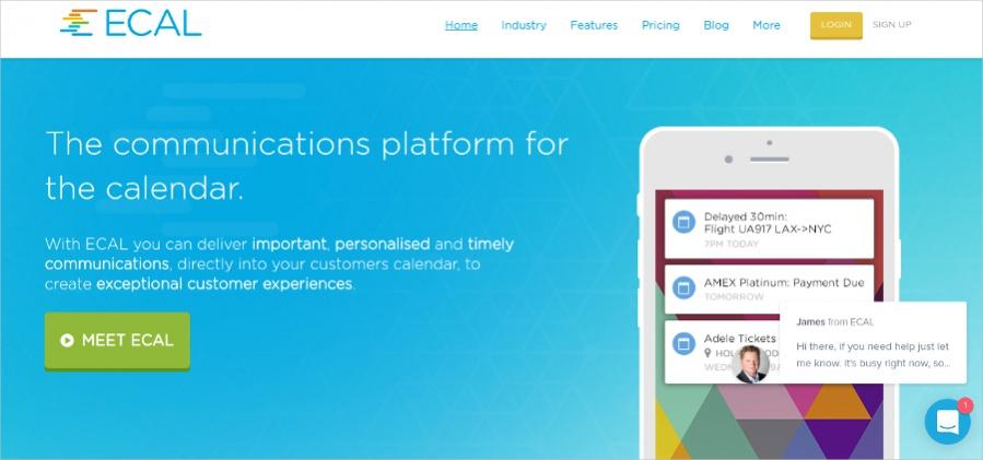 ecal - Personalise Online Calendar Tool