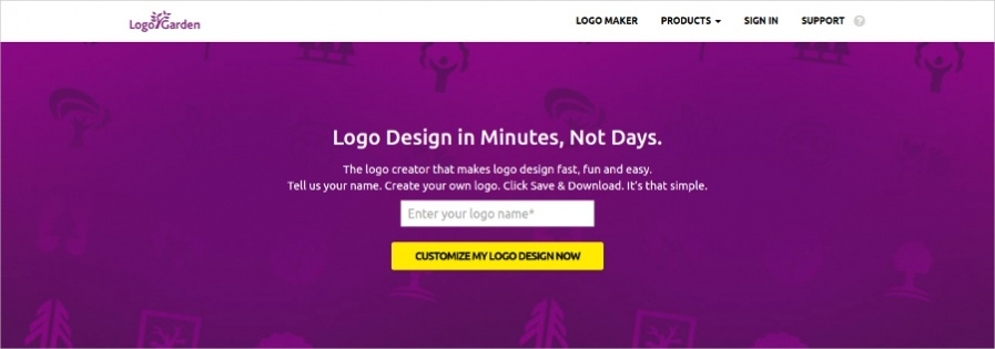 logogarden - Online Maker For Free