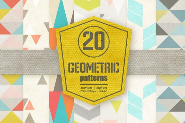 Collection of Geometric Pattern