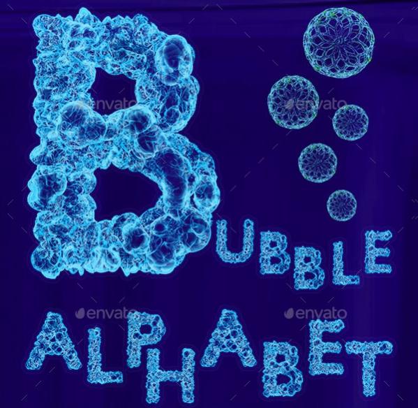 print Bubble Letters