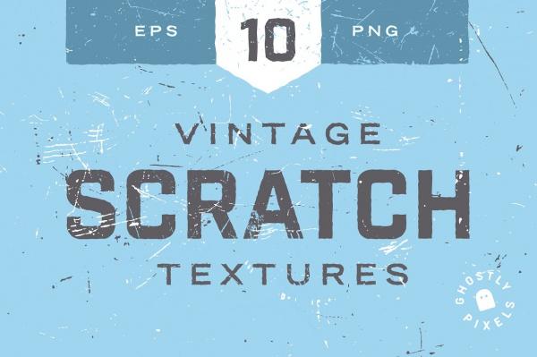 Vintage Scratch Textures