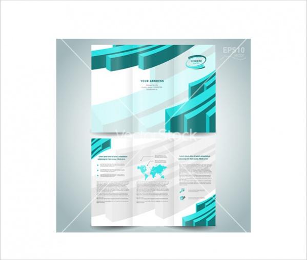3d brochure design