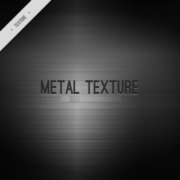 Abstract Chrome Texture