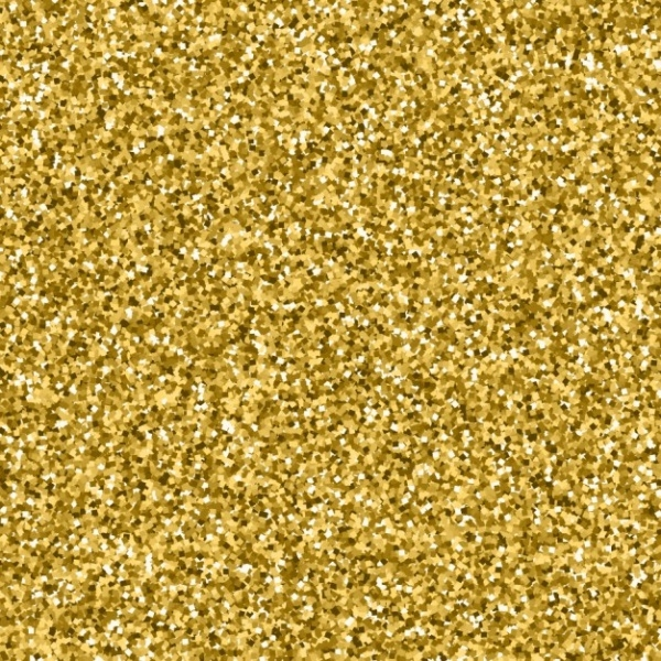 Abstract Golden Glitter Texture