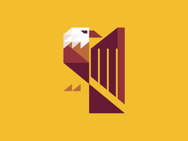 Ameican Bald Eagle Logo