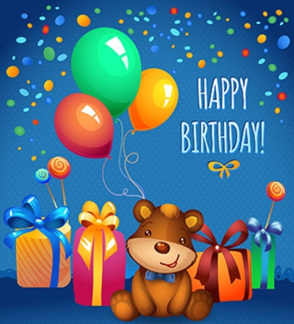 Animated Happy Birthday Greetings