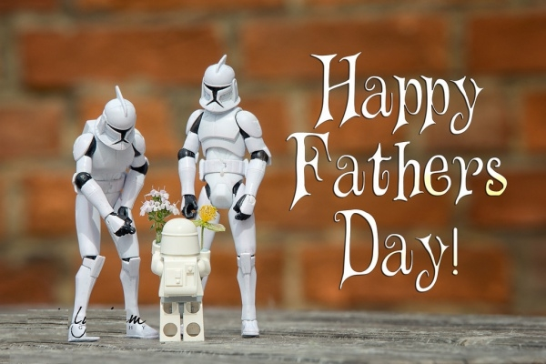 Animated Happy Fathers Day Image
