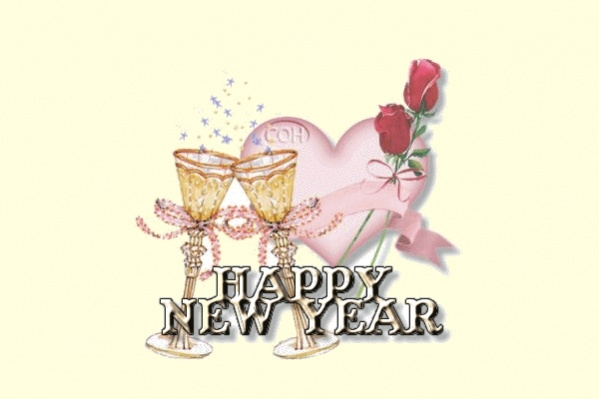 Animated New Year Greeting