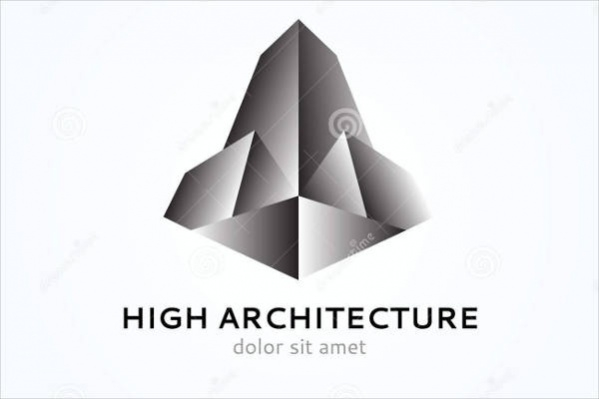 Architecture Construction Logo