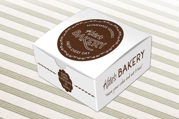 Bakery Food Packaging Design