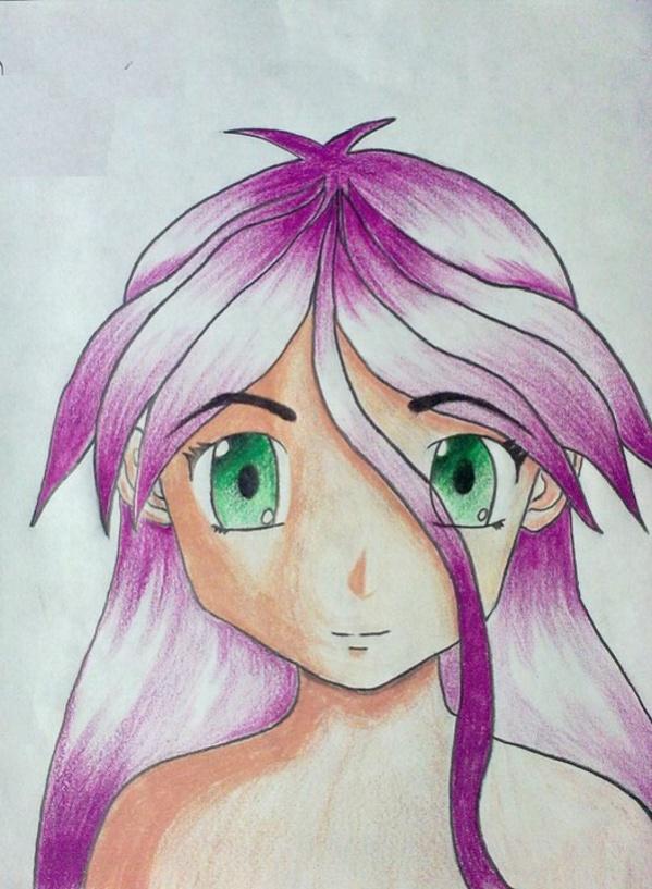 Beautiful Anime Drawing