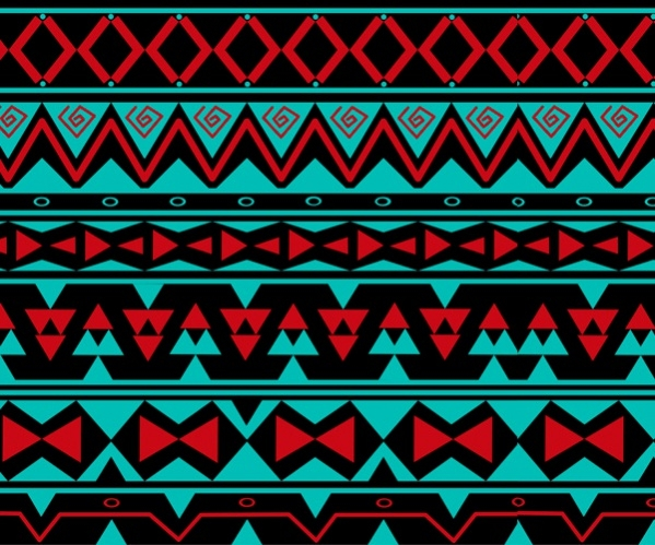 Beautiful Tribal Pattern