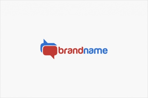 Brand Name Logo Design