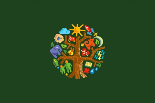 Branding Tree Space Logo