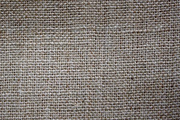 Burlap Fabric Texture