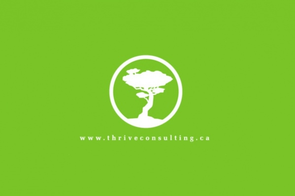 Business Consulting Tree Logo Design