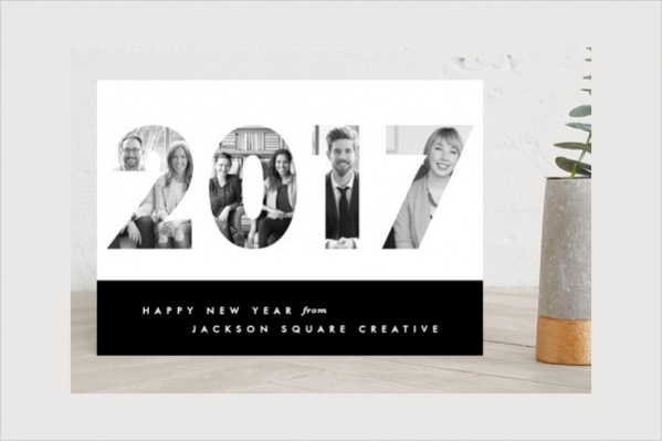 business greeting card design