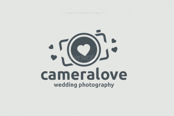 Camera Love Photography Logo