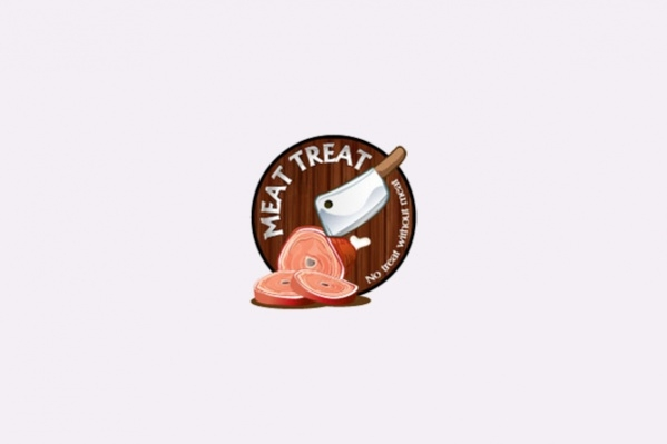 Choppinboard Food Meat Logo