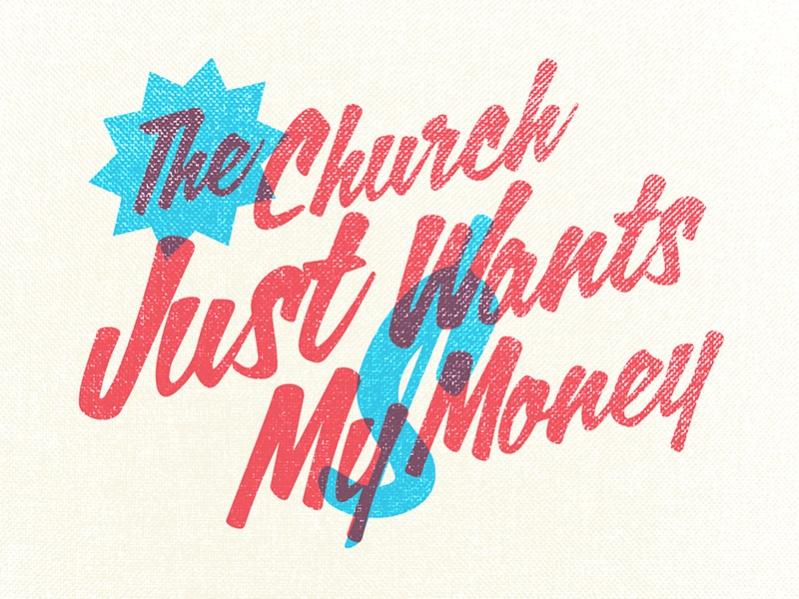 Church Script Typography