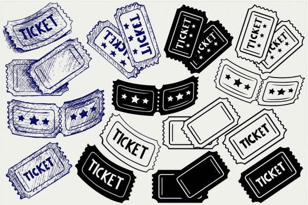Cinema Ticket Events