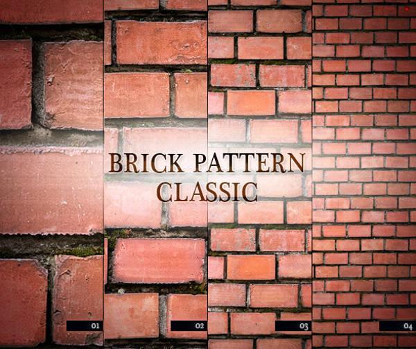Classic Brick Pattern