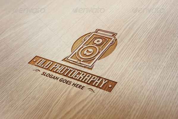 Classic Old Photography Logo