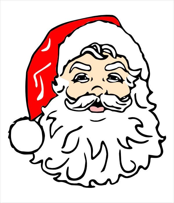 Classic Santa Clipart