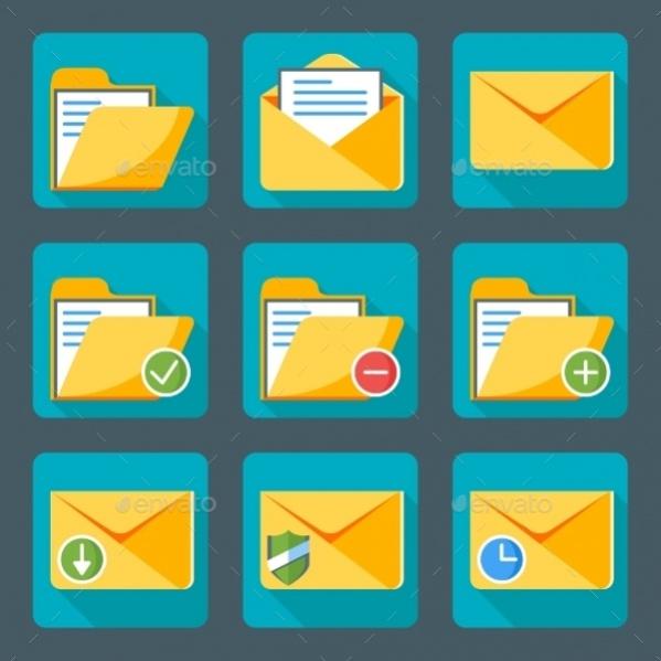 Classy Folder icon Design