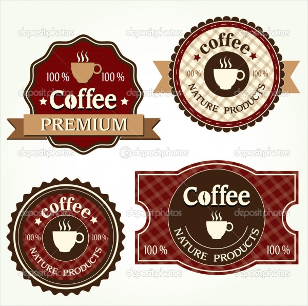 Coffee Label Designs