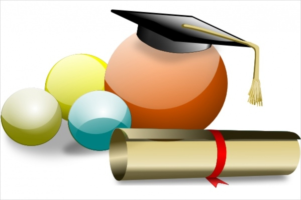 colorful graduation cliparts1