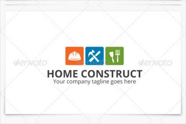 Construction Logo Psd