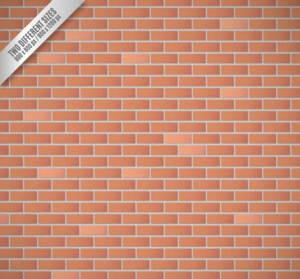 Construction Wall Brick Pattern