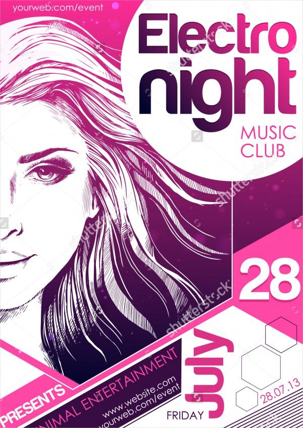 cool girls poster design1