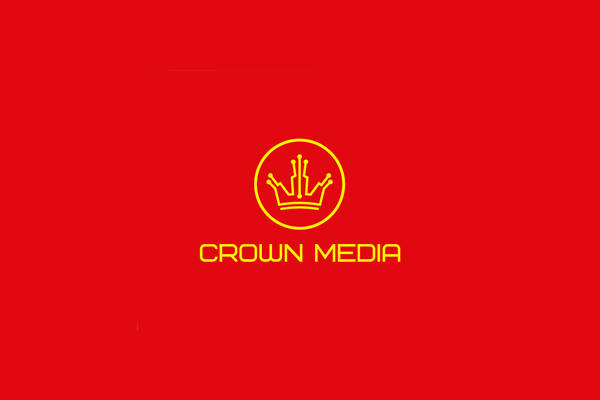 Crown Media Entertainment Logo