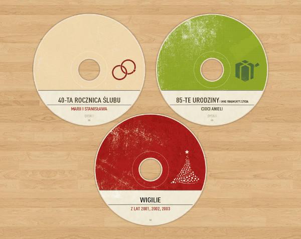 Custom DVD Labels
