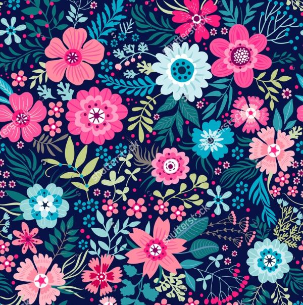 Cute Flower Pattern
