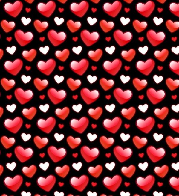 Cute Heart Pattern