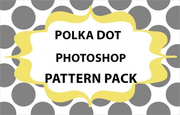 Cute Polka Dot Pattern